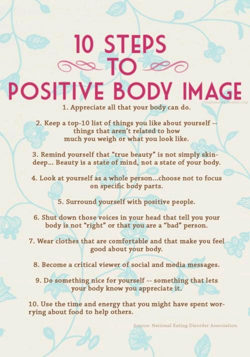 Positive Body Image How To Feel Good About Your Body Worksheets For  Essays Papers also Essays About Health Care  An Essay On English Language